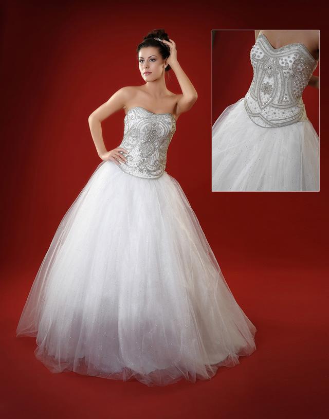 Vestiti da sposa ball gown