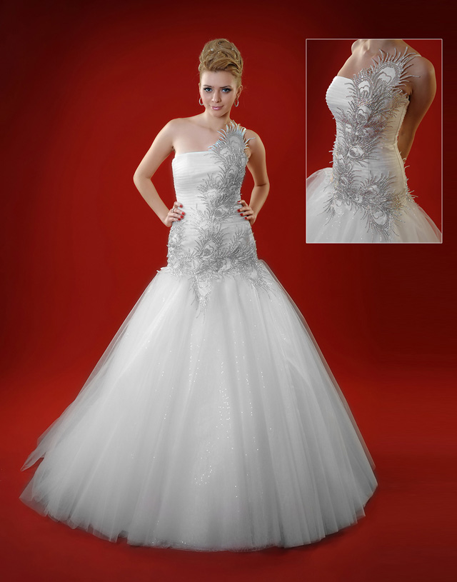 Ball gown abiti da sposa