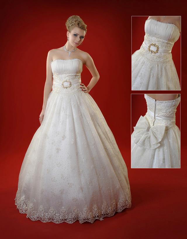 Vestiti da sposa 2011