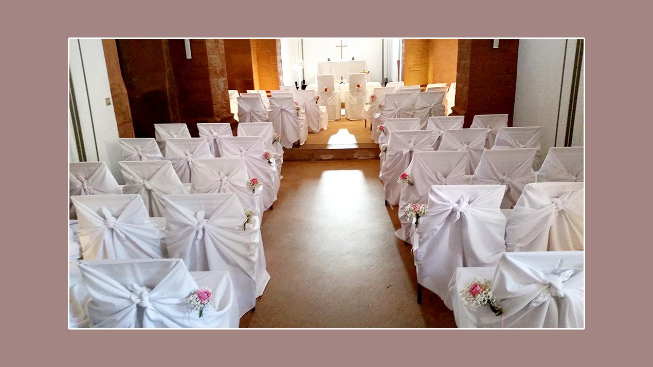 Hochzeit Trauung in Zweibrücken, Homburg, Pirmasens in Kloster Hornbach